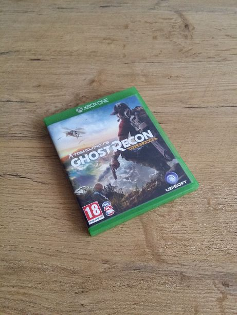 Gra / gry X Box one Ghost Recon