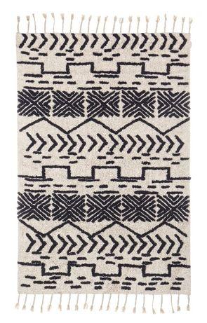 Carpete /Tapete 100% algodão Étnico Berber - NOVO by OVO Home Design