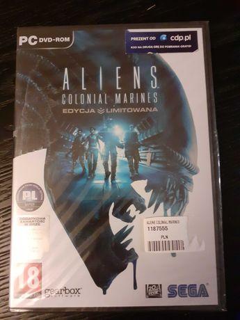 Gra PC Aliens Colonial Marines Edycja Limitowana