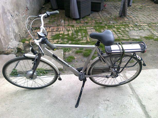 rower elektryczny gazelle 36v