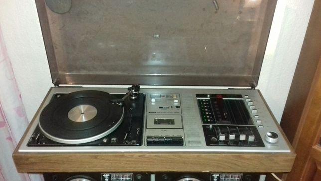 Metz hifi studio center 4500 gramofon