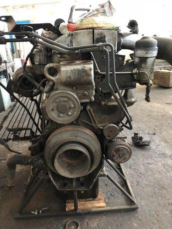 Двигатель Мерседес Детроид