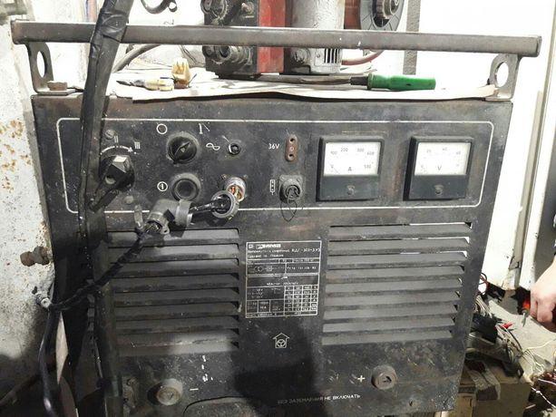 Ремонт промышленного сварочного оборудования с выездом на производство