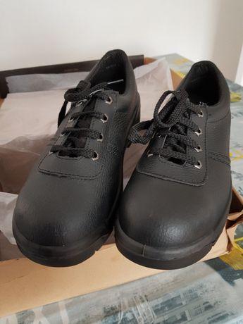 Sapato de Biqueira de Aço Tam 41