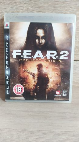 Gra F.E.A.R / F. E. A. R ps3 playstation 3