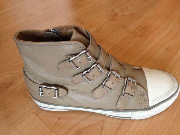 ASH сникерсы, кеды, кроссовки, ботинки р.34