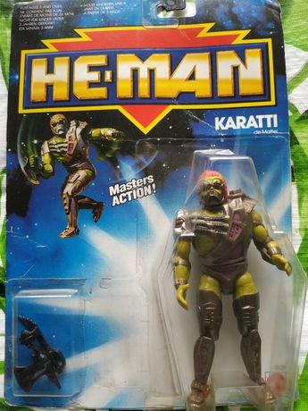 MOTU New Adventures of He-man Karatti Nowy