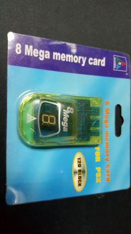 Cartão de memória playstation 1 PSX