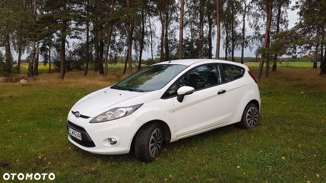 Ford Fiesta FORD FIESTA VAN, ciezarowy, f ra, 130 tyś
