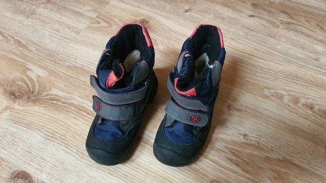 Buty dziecięce dla chłopca zimowe Elefanten.de rozm 25
