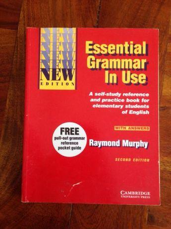 Livro gramática inglesa