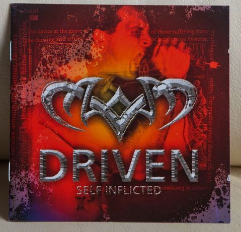 Driven – Self Inflicted (Tracy G ex-DIO) CD