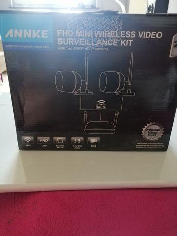 Kamery Zestaw Monitoringu ANNKE