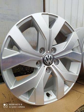 Диски литые оригинал Volkswagen Passat VW Jetta Golf Skoda R16(5*112)
