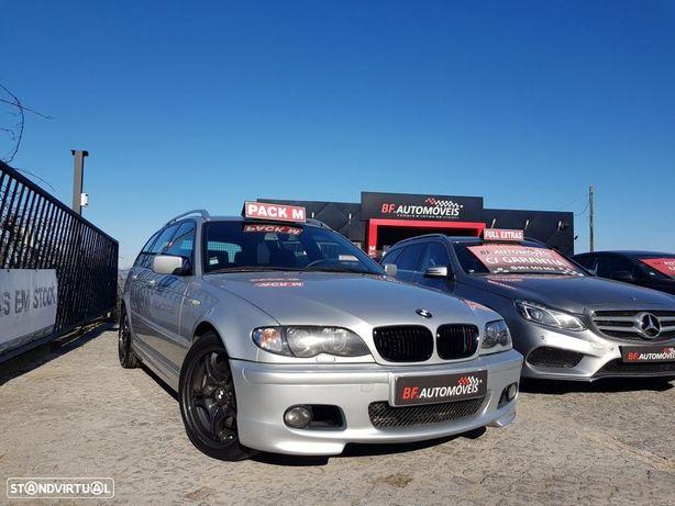 BMW 330 d Auto Touring