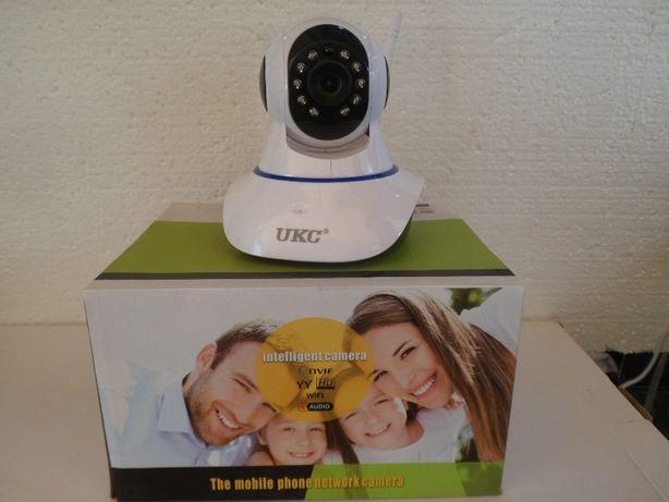 камера видеокамера ip wi fi интернет поворотная 360 градусов