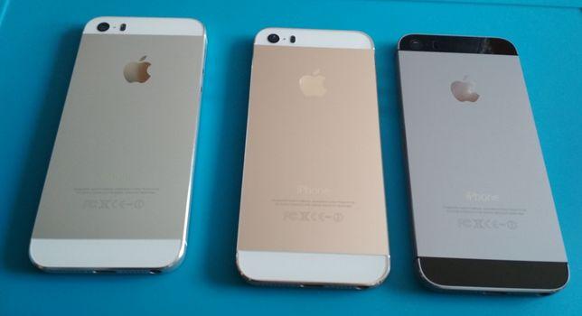 Kit Carcaça / Chassi Traseira para iPhone 5S com botões
