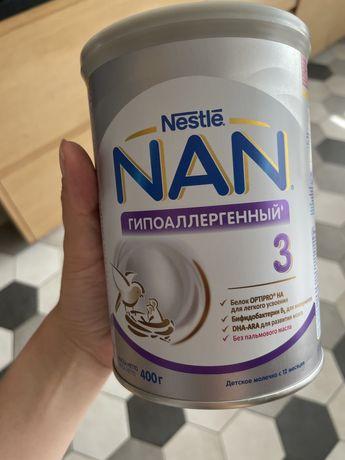 Nan гіпоалергенний 3