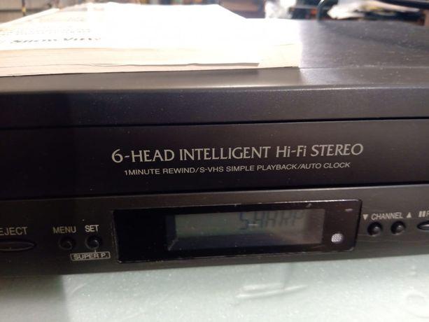 Magnetowid Sharp VC-GH611 - 6 głowic