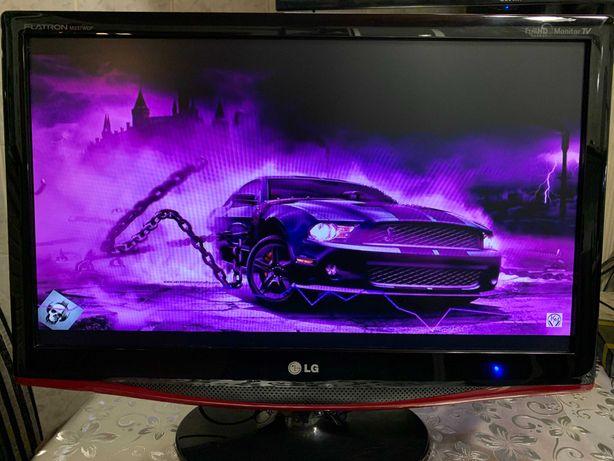 "Монітор 23 ""LG Electronics M237WDP-PC Glossy Black"