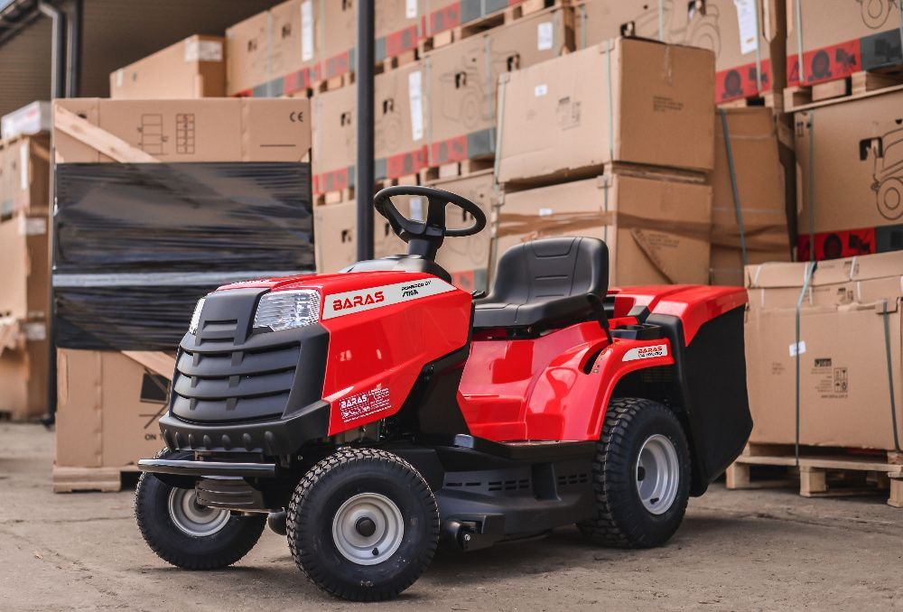 Traktorek ogrodowy Baras 84 HYDRO Powered By Stiga