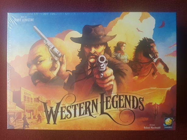 Western Legends, PL Nowa gra planszowa, przygodowa, strategia