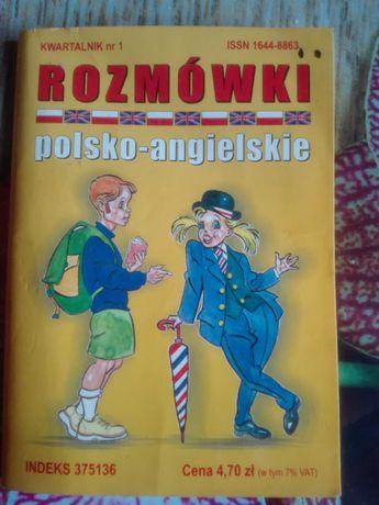 Rozmówki polsko - angielskie