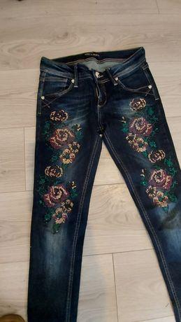 Spodnie jeansowe  D-she  M