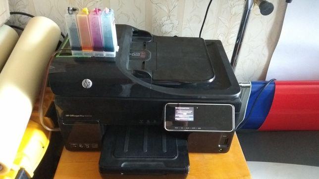 принтер HP officejet 8500A