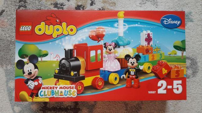Lego 10597 Duplo Mickey&Minnie Urodzinowa Parada nowe