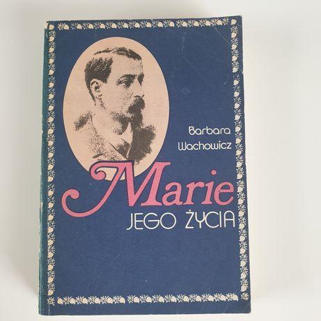 Barbara  Wachowicz-  (Sienkiewicz) --Marie jego życia 1986