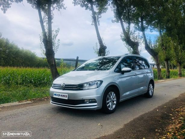 VW Touran 1.6 TDi Confortline