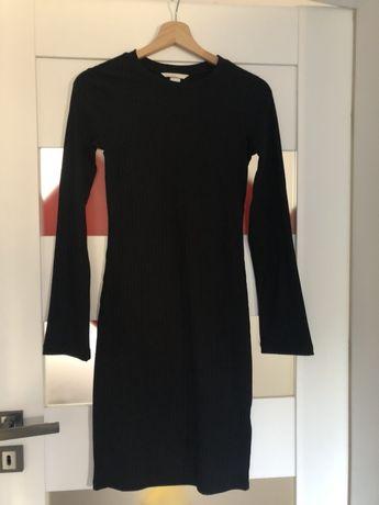 Sukienka w prążki H&M