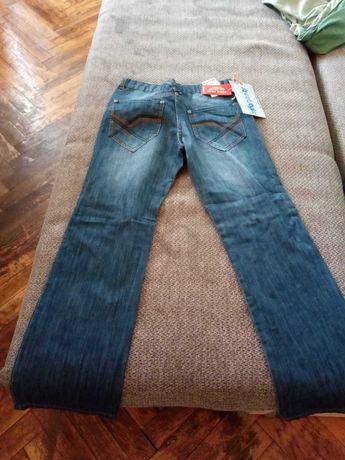 Spodnie nowe 158 cm