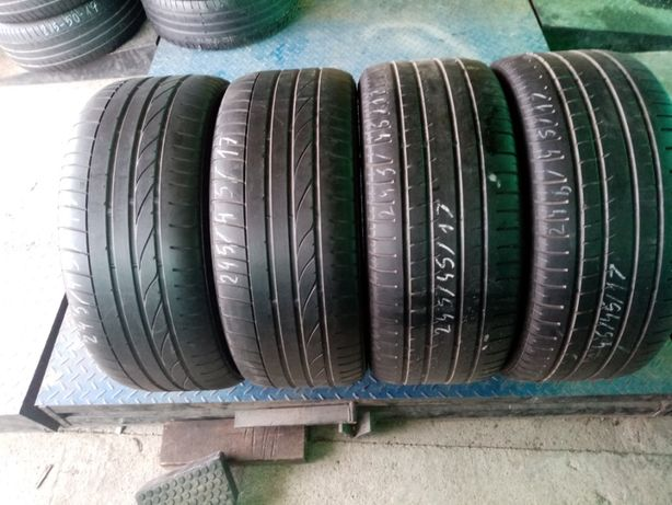 245x45x17 - letnie - roczniki 2012-18 - bieżniki od 4 do 5 mm