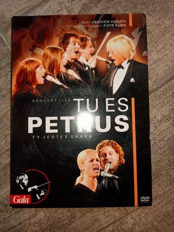 Tu es Petrus Ty jesteś skała koncert live dvd Rubik