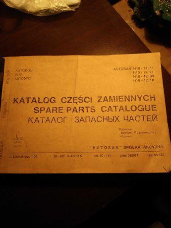 Katalog czesci zamiennych Autosan H10.11 11