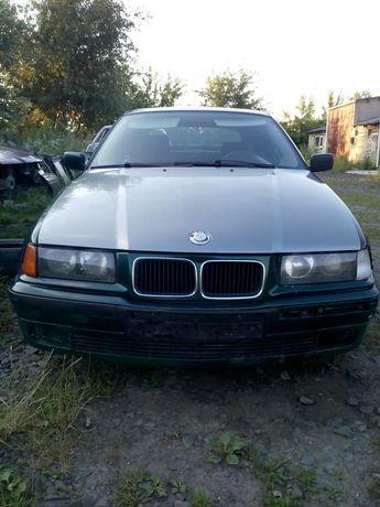 BMW e36 e30 Compact 318ti m42 розборка по запчастинах