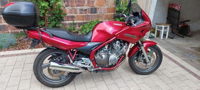 Yamaha Xj 600 S 1999