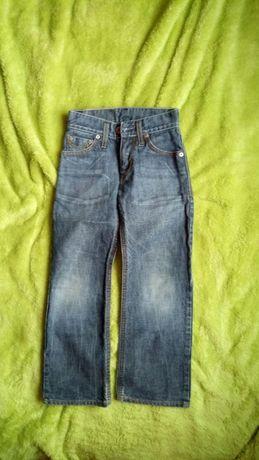 Nowe dżinsy dla chłopca 120 cm