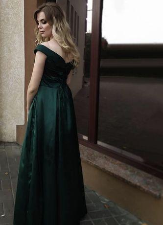 Вечернее платья(вечірня сукня)