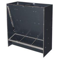Automat/karmnik paszowy tucznikowy_na sucho- model trzystanowiskowy