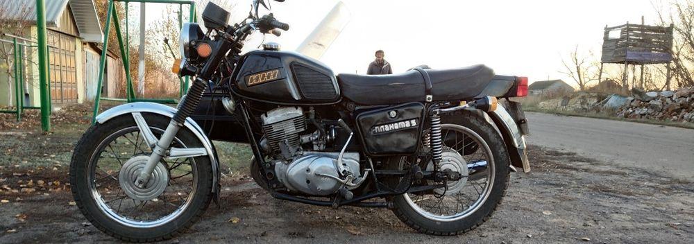 Мотоцикл Иж Планета 5 Шевченково - изображение 1