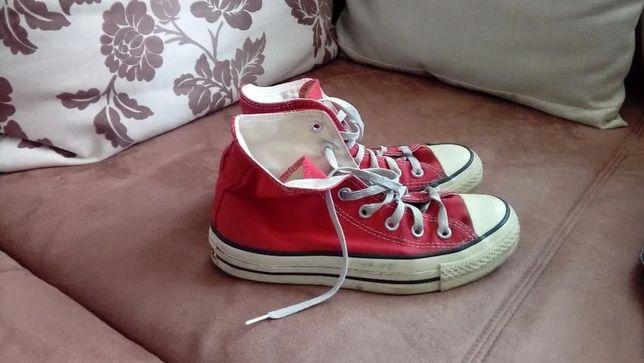 Buty Converse za kostkę