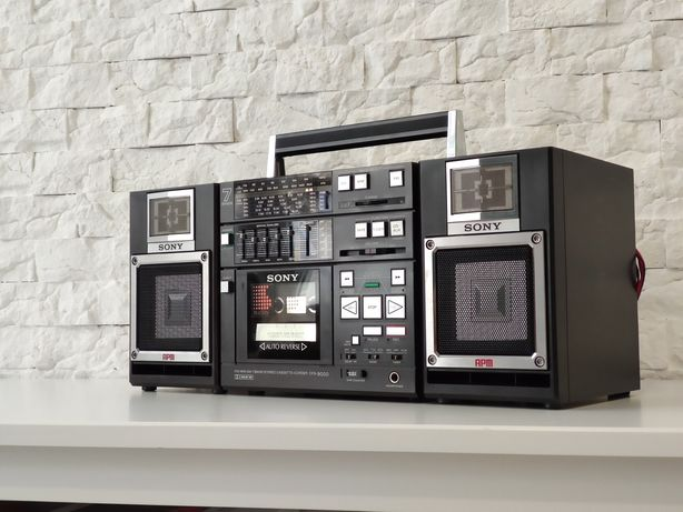 Микросистема Sony CFS-9000