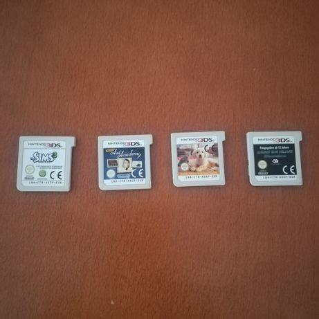 Jogos Nintendo 3DS sem capa