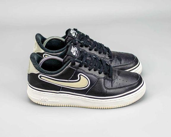 Фирменные кожаные кроссовки Nike Air Force 1 Low 07 LV8NBA.42,5 размер
