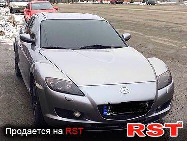 Мазда RX-8
