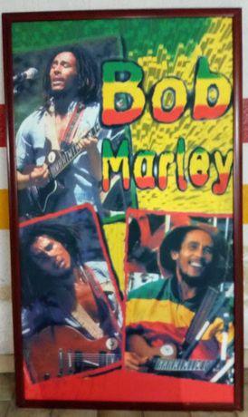 Quadros Bob Marley