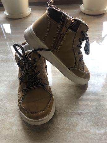 Buty jesienno zimowe dla chłopca H&M 25